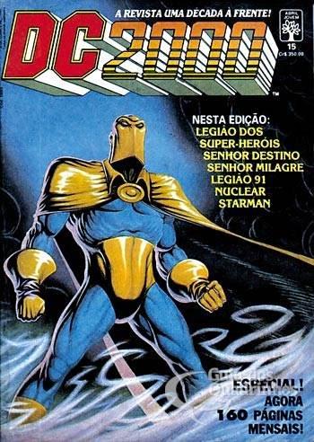 DC 2000 n° 15 - Abril