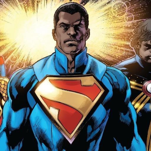 Superman   Ta-Nehisi Coates está escrevendo o roteiro de um novo filme do  herói « Terraverso   Site sobre a DC Comics no Brasil!